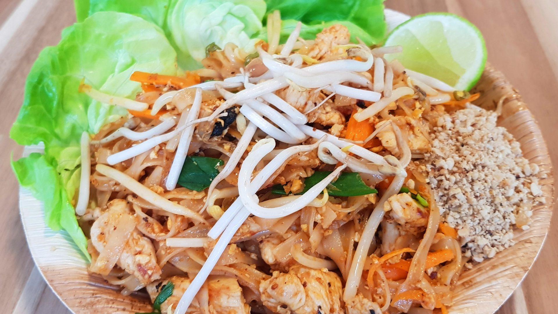 PAD THAI KAI  ( 11 EURO)